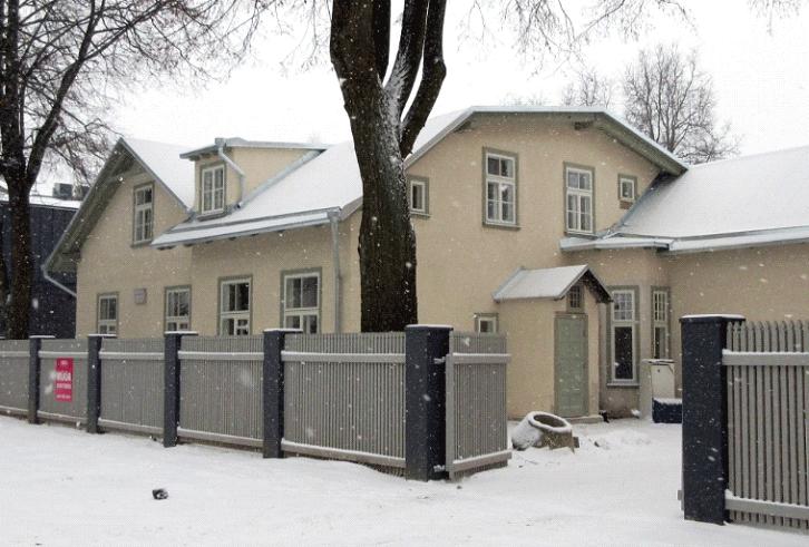 Pilguheit Jaan Tõnissoni koju