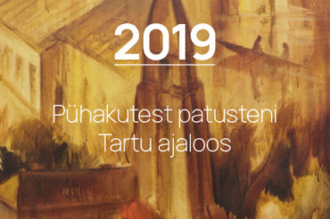 Ilmus Tartu Linnaajaloo Muuseumide aastaraamat